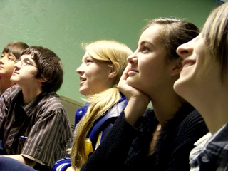 Youth Class Listening